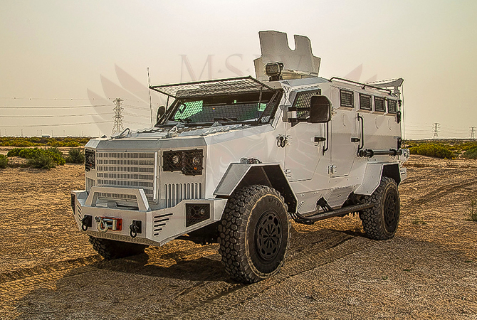 Armoured Personnel Carrier Congo - panthera-f9