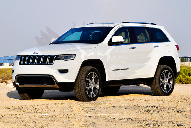 Armoured Vehicle Congo - Jeep Grand Cherokee