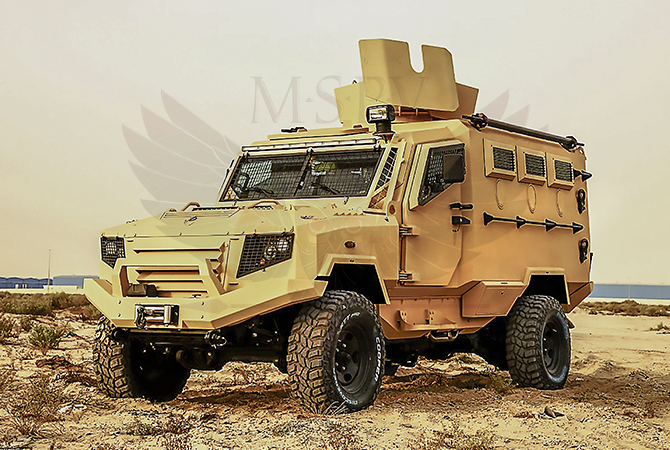 Armoured Personnel Carrier Congo - panthera-t6